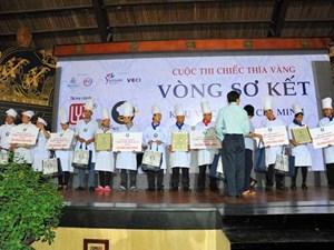 Sơ kết Chiếc thìa vàng 2014 TP.HCM: Một Việt kiều Mỹ ẵm giải nhì