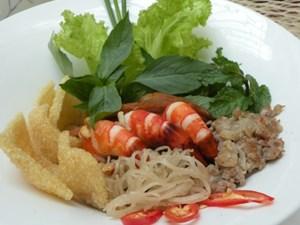 Ngày Hội ẩm thực Đông Nam bộ: Phở khoai mì được ưu ái