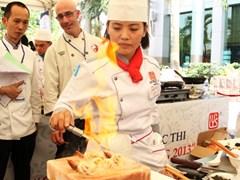 """""""Chiếc thìa vàng 2014"""" tham vọng vẽ bản đồ ẩm thực Việt"""