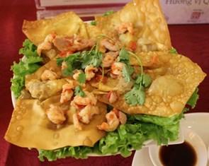 Dập dìu món Huế, Quảng - Đà
