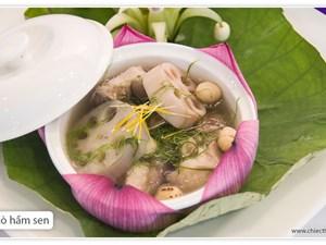 Chặng cuối vòng loại Chiếc thìa vàng - Độc đáo nền ẩm thực Hà Thành