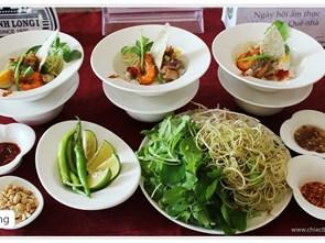 Nền ẩm thực đa dạng của vùng đất lắm nắng gió miền Trung