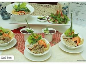 Tinh túy ẩm thực Việt