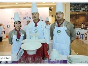 Khách sạn Sunway Hà Nội - Giải nhì Chiếc thìa vàng 2014