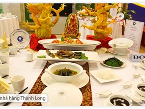 Các món ăn đạt giải trong hành trình Chiếc thìa vàng 2014