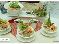 Hình ảnh món ăn tại khu vực miền Đông Nam Bộ