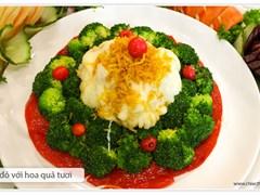 Thăng hoa cùng bếp Việt