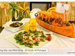 Món ăn trong vòng sơ kết Chiếc Thìa Vàng 2013 tại Nha Trang
