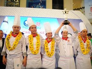 Khách sạn Caravelle đạt giải nhất Chiếc thìa vàng 2014