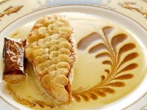 Khúc dạo đầu: món xúp nấm truffles cực đắt tiền