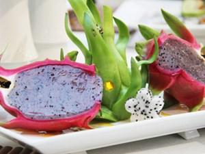 Món ngon từ thanh long đạt giải ẩm thực vùng Đông Nam Bộ