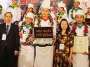 Món ăn quê đạt giải thưởng 1 tỷ đồng - Chiếc thìa vàng 2013