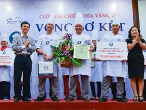 """""""Chiếc thìa vàng 2014"""" tại Lào Cai"""
