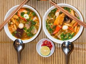Khám phá món ăn Đông Nam Bộ