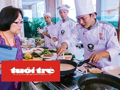 Bếp thế giớibao giờ gọi tên Việt Nam?