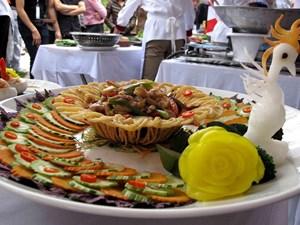 """""""Chiếc thìa vàng"""" 2013: 2 tỉ đồng quảng bá ẩm thực địa phương"""
