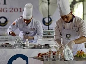 Hơn 500 đầu bếp tham dự cuộc thi ẩm thực Chiếc thìa vàng