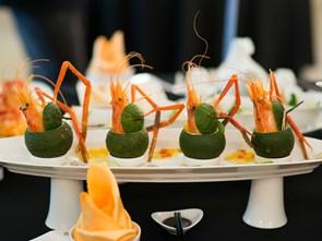 Đậm chất quê hương trong ẩm thực khách sạn Tây Đô