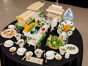 Nồng nàn ẩm thực Kiên Giang