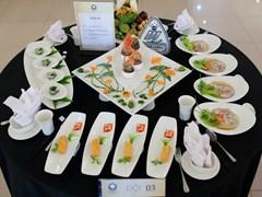 Ghé nhà hàng Hạ Châu thưởng thức món ngon Cần Thơ