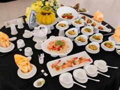 Các món ăn đạt giải trong vòng sơ tuyển đầu tiên cuộc thi Chiếc thìa vàng 2015