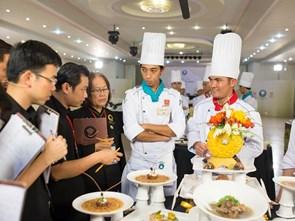 TCBC vòng sơ tuyển Chiếc thìa vàng 2015 khu vực TPHCM và Đông Nam bộ