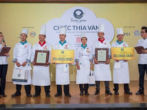 Một số hình ảnh trao giải vòng loại TP.HCM và các tỉnh Đông Nam Bộ