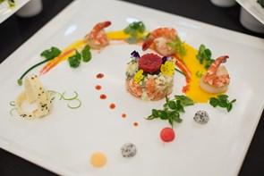 Một số món ăn đạt giải trong vòng loại Nam Trung bộ và Tây Nguyên