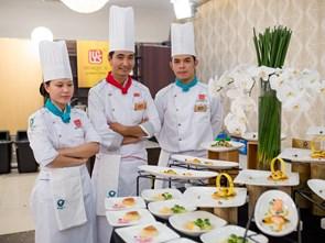 Giải nhì: Khách sạn Intercontinental