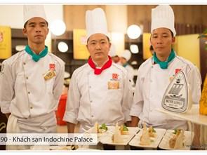 Giải nhì: Khách sạn Indochine Palace