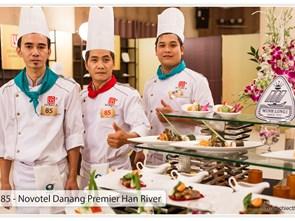 Giải nhì: Novotel Danang Premier Han River