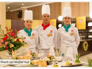 Giải nhì: Khách sạn Mondial