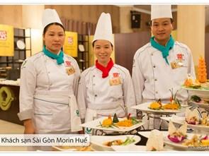 Giải nhì: Khách sạn Sài Gòn Morin Huế