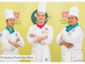 Giải nhì: Khách sạn Mường Thanh Quy Nhơn