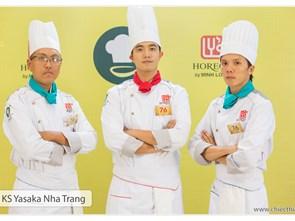 Giải nhì: Khách sạn Yasaka Nha Trang