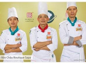 Giải nhất: Nhà hàng Bảo Châu Boutique Sapa