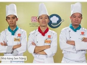 Giải nhì: Nhà hàng Sen Trắng (Lào Cai)