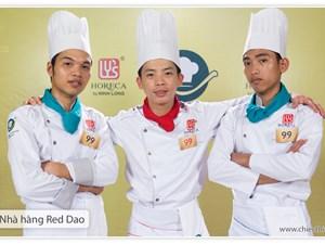 Giải nhì: Nhà hàng Red Dao (Sapa)