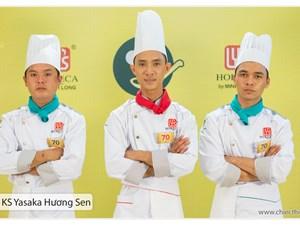 Giải nhì: Khách sạn Yasaka Hương Sen