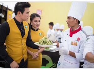 Cuộc thi Chiếc Thìa Vàng - Nơi chắp cánh đam mê cho đầu bếp