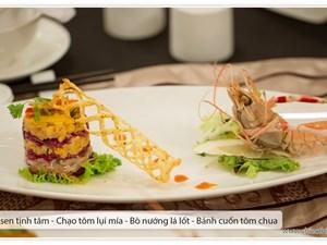 Ngỡ ngàng hương vị Việt