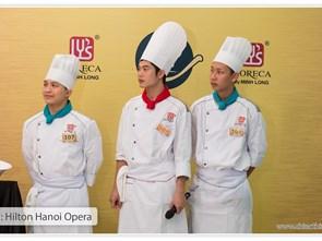 Giải nhì: Khách sạn Hilton Hanoi Opera