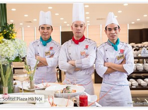 Giải nhì: Khách sạn Sofitel Plaza Hà Nội
