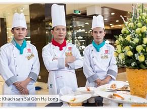 Giải nhì: Khách sạn Sài Gòn Hạ Long