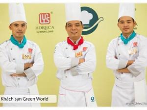 Đội 63: Khách sạn Green World Nha Trang