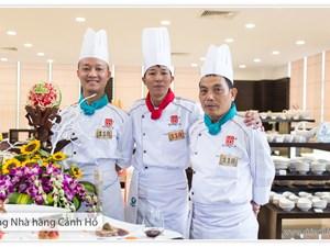 Giải nhì: Hệ thống Nhà hàng Cảnh Hồ
