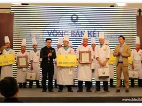 """Khách sạn Lotte Hà Nội lập """"cú đúp"""" giải nhất với món fusion"""