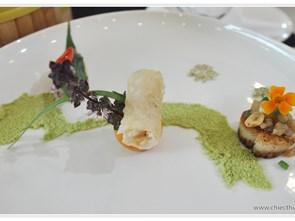 Món ăn Việt mang hình bản đồ Tổ quốc