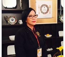 Bà Hồ Thị Hoàng Anh