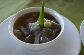 Ngọt lành chè khoai cánh tiên Bình Thuận